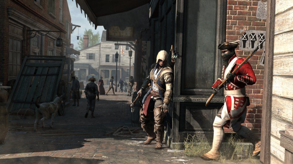 Assassin's Creed 4 : un mode coop ?